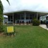 Mobile Home for Sale: Well Kept Fleetwood Double Wide On Lake, Ellenton, FL