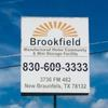 Mobile Home Park for Directory: Brookfield MHC & Mini Storage, New Braunfels, TX