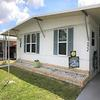 Mobile Home for Sale: TRO-525 2 BEDROOM WITH A GREAT LOCATION!!, Ellenton, FL