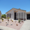 Mobile Home for Sale: Garage! AZ Room! Updated Flooring! #1010, Apache Junction, AZ