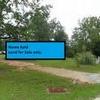 Mobile Home Lot for Sale: GA, LOUISVILLE - Land for sale., Louisville, GA