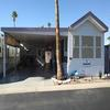 Mobile Home for Sale: Best Location in Park!  B-6, Mesa, AZ
