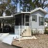 Mobile Home for Rent: 2/1.5 Park Model home active gated community , Apopka, FL