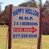 Mobile Home Park for Directory: Happy Hollow MHP - Directory, Keene, TX