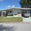 Mobile Home for Sale: 1980 Furnished Double With Water View, Ellenton, FL