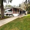 Mobile Home for Sale: Gorgeous Double Wide On HIghest Lot In Park, Brooksville, FL