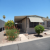 Mobile Home for Sale: Central Air! Furnished! SUPER CUTE!, Apache Junction, AZ