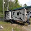 Mobile Home for Rent: Country Girl Campsite, Bryson City, NC
