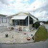 Mobile Home for Sale: 2 Bed, 1 Bath Furnished Home On Corner Lot, Zephyrhills, FL