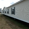 Mobile Home for Sale: HUGE 28X80 HOME LIKE BRAND NEW, Moundville, AL