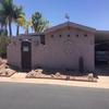 Mobile Home for Sale: SALE PENDING! 2 Bed, 2 Bath #6, Apache Junction, AZ