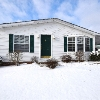 Mobile Home for Sale: Large Three Bedroom Home with Beautiful Views, Plum, PA
