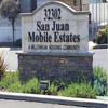 Mobile Home Park for Directory: San Juan Mobile Estates  -  Directory, San Juan Cpstrno, CA