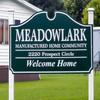Mobile Home Park for Directory: Meadowlark MHP, Junction City, KS