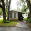 Mobile Home for Sale: Large Double Wide Located In Center Of Park, Brooksville, FL