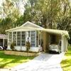 Mobile Home for Sale: Double Wide With Wooded Privacy In Back, Brooksville, FL