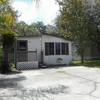 Mobile Home for Rent: 2 bedroom 1 ba park model home with addition, Apopka, FL