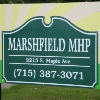 Mobile Home Park for Directory: Marshfield MHP - Directory, Marshfield, WI