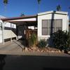 Mobile Home for Sale: Furnished Park Model _ lot B-21, Mesa, AZ