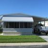 Mobile Home for Sale: Beautiful 2 Bedroom With Large Screen Porch, Port Richey, FL