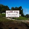 Mobile Home Park for Directory: Fairlane MHP, Winona Lake, IN