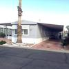 Mobile Home for Sale: Furnished home for sale lot 389, Mesa, AZ