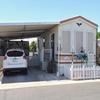 Mobile Home for Sale: Updated Park Model Lot 110, Apache Junction, AZ