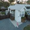 Mobile Home for Sale: Park Model located on Vieira's Resort, Isleton, CA