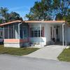 Mobile Home for Sale: Nice, Freshly Painted Double Wide, New Port Richey, FL