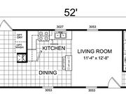 New Mobile Home Model for Sale: Ludger by Champion Home Builders