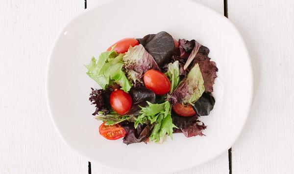 Greens & Balsamic Salad