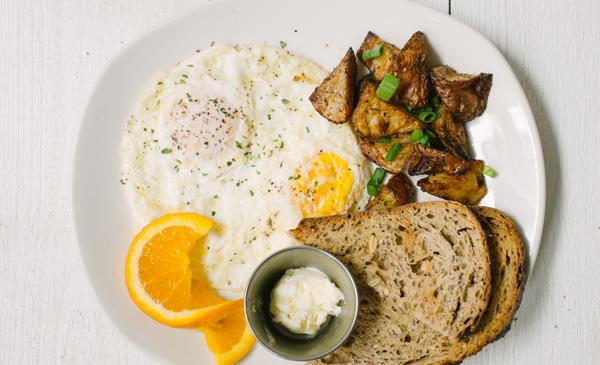 Eggs + Toast