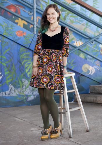 Elyza Bleau, The Educator