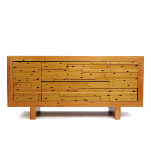 Holy Credenza by Modern Echo (Reclaimed Fir) from modernecho.com