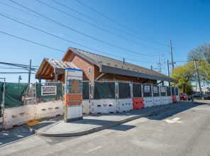 Syosset Station Enhancement 04-24-19