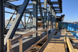 Jamaica Capacity Improvements - Westerly Bridge Shielding - 02-04-19