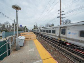 Merillon Avenue Station - 03-29-19