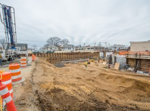 Mineola Harrison Avenue Parking Structure - 03-29-19