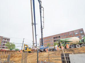 Mineola Harrison Avenue Parking Structure 05-03-19