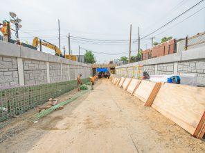 Urban Avenue Grade Crossing Elimination - 08-2-19
