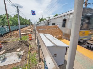 Merillon Avenue Station 06-07-19