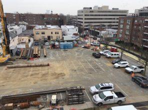 Mineola Harrison Avenue Parking Structure 01-16-19