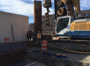Mineola Harrison Avenue Parking Structure 01-15-19
