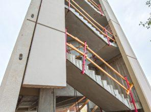 Mineola Harrison Avenue Parking Structure 08-23-19