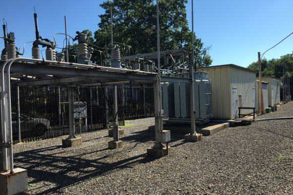 Rosedale Substation