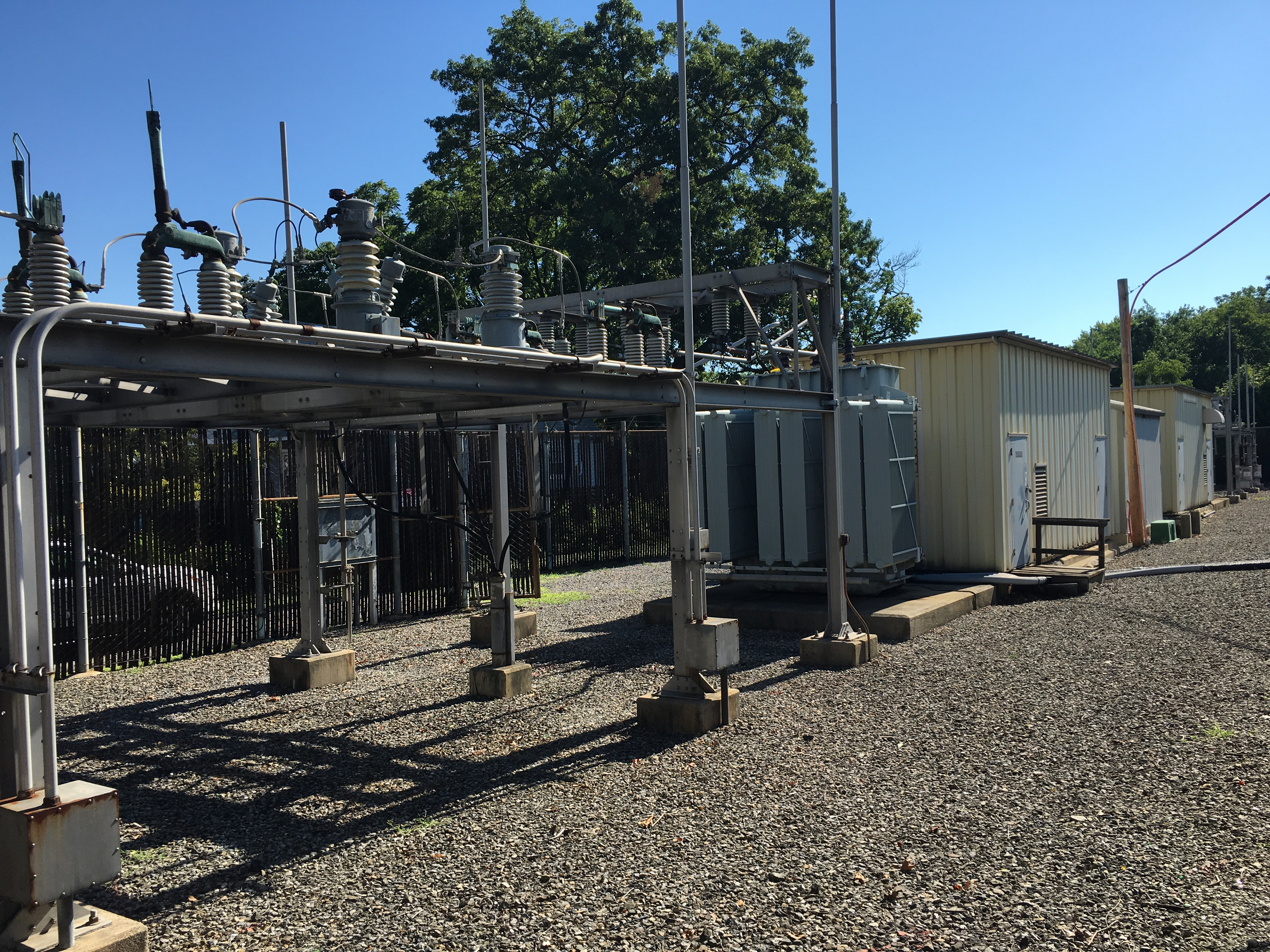 Rosedale Substation Replacement