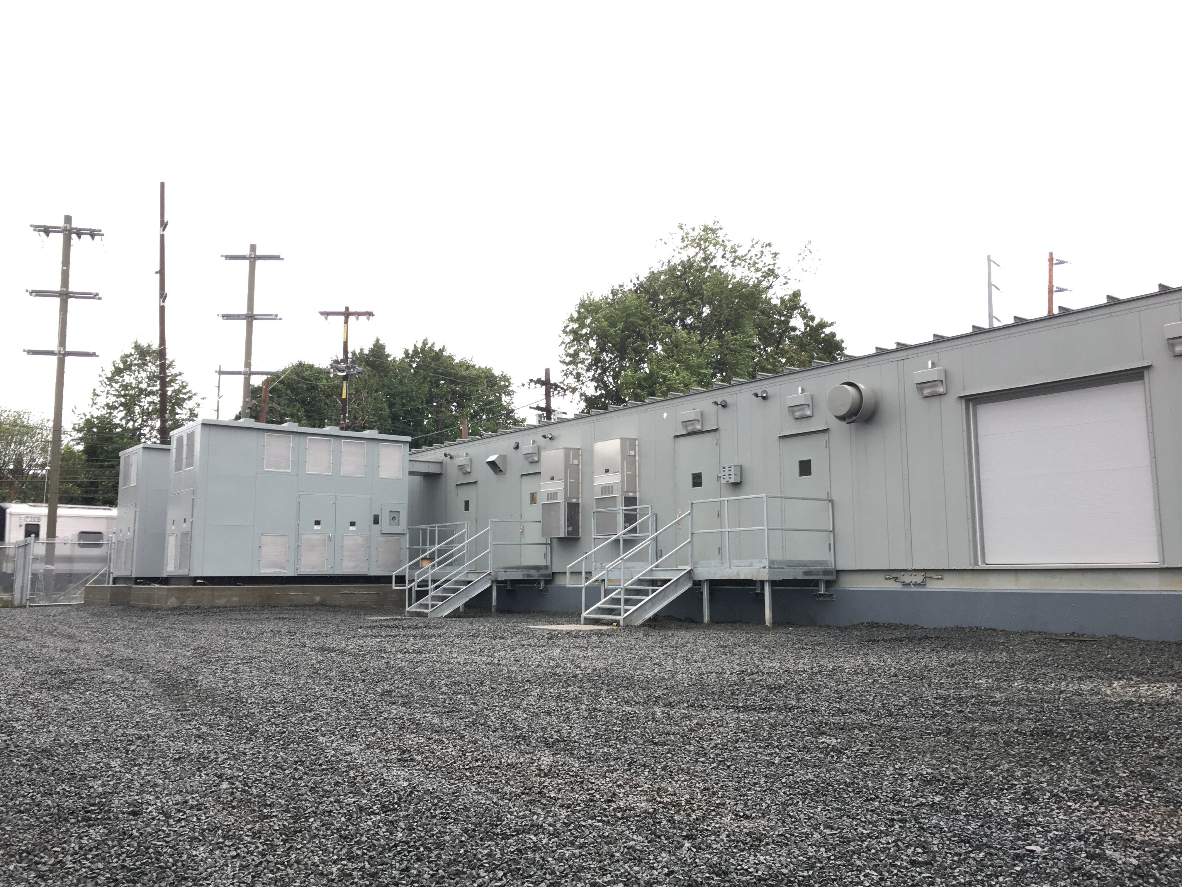 Port Washington Substation Replacement (Completed 01/2019)