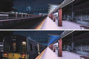Renovation of Mineola Station Winter 2020