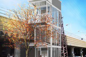Floral Park Elevator Construction (rendering)