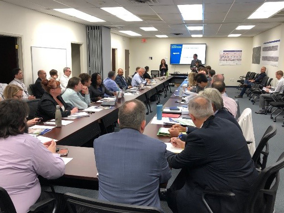 New Hyde Park LIRR Expansion Project meeting 10-18-18